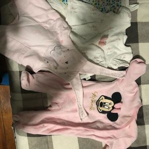 Baby girl (new borns) clothing